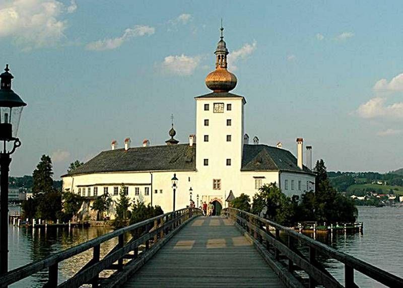 Schloss Orth Hochzeit Von Klara Timo