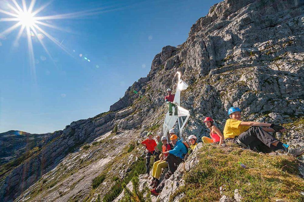 Klettersteig Oberösterreich : Waldbrand bei klettersteig in hallstatt nachrichten at