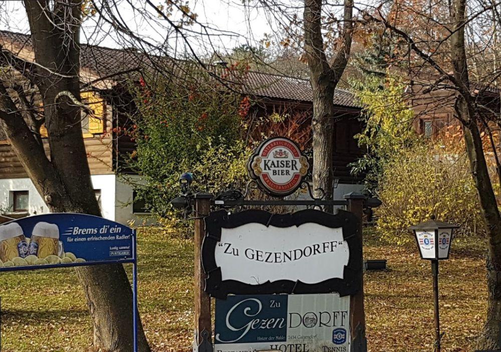Sporthotel Zu Gezendorff Hotel Götzendorf Römerland Carnuntum