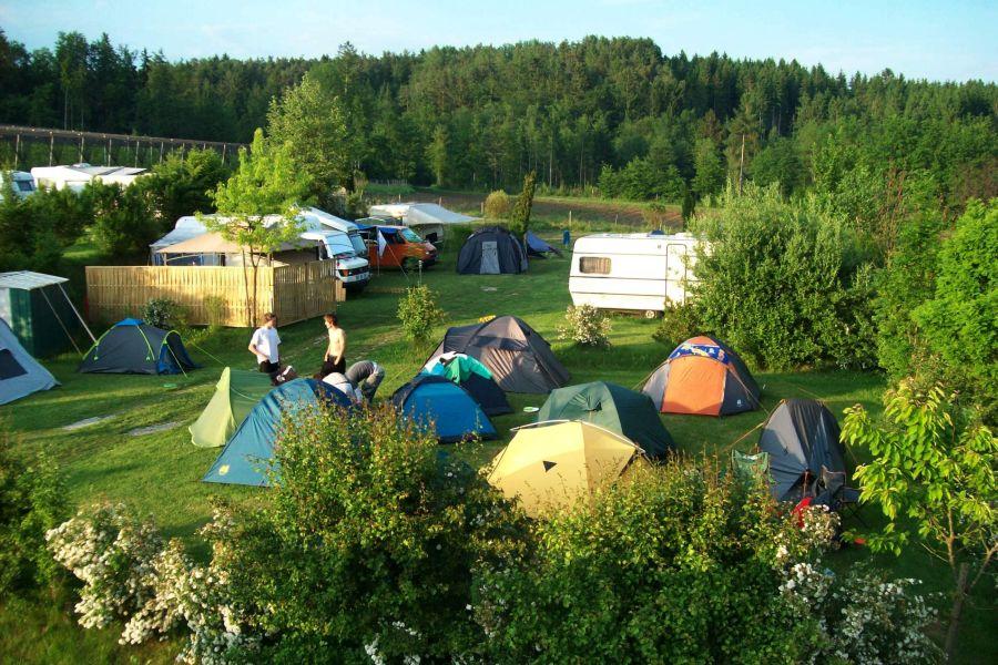 Ganzjahres Camping in Deutschland und Österreich